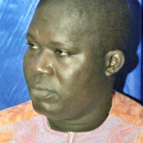 Photo AMOUSSA Fataou membre bureau CNPA-BENIN